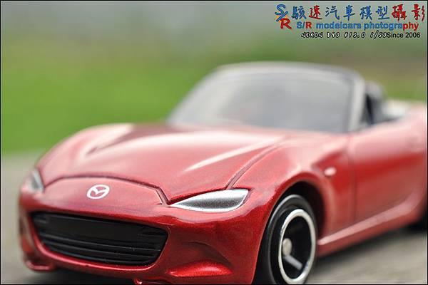 Mazda Roadster (MX-5) by Tomica 004.JPG