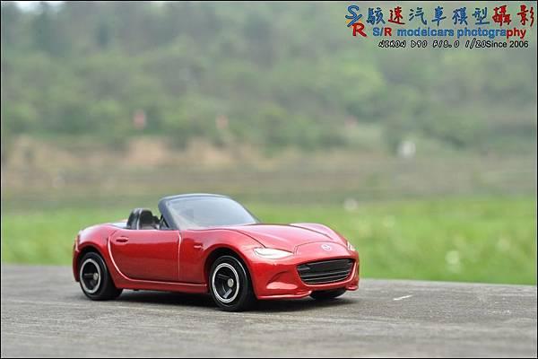 Mazda Roadster (MX-5) by Tomica 001.JPG