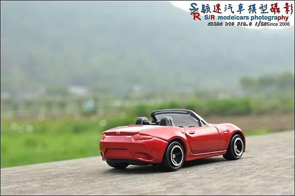 Mazda Roadster (MX-5) by Tomica 002.JPG