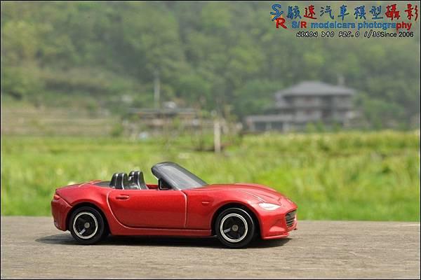 Mazda Roadster (MX-5) by Tomica 013.JPG