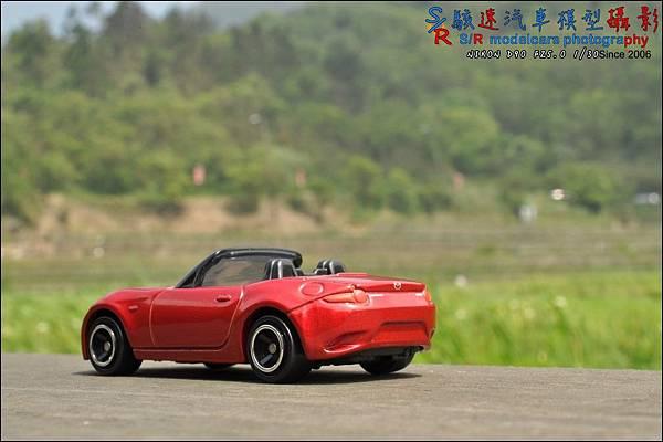 Mazda Roadster (MX-5) by Tomica 014.JPG