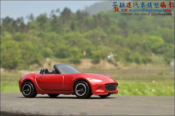 Mazda Roadster (MX-5) by Tomica 015.JPG