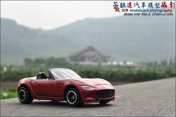 Mazda Roadster (MX-5) by Tomica 016.JPG