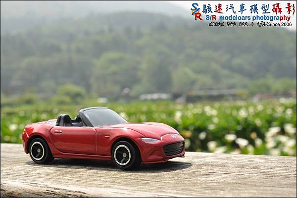 Mazda Roadster (MX-5) by Tomica 028.JPG