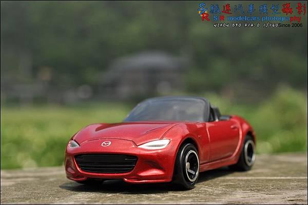 Mazda Roadster (MX-5) by Tomica 030.JPG