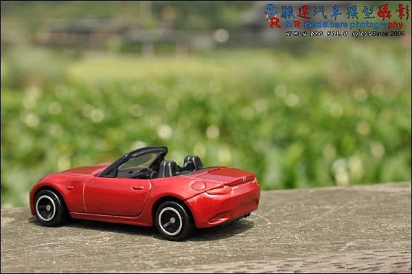 Mazda Roadster (MX-5) by Tomica 033.JPG