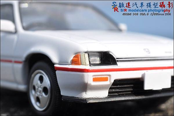 Honda CR-X by Tomica Limited Vintage 004.JPG
