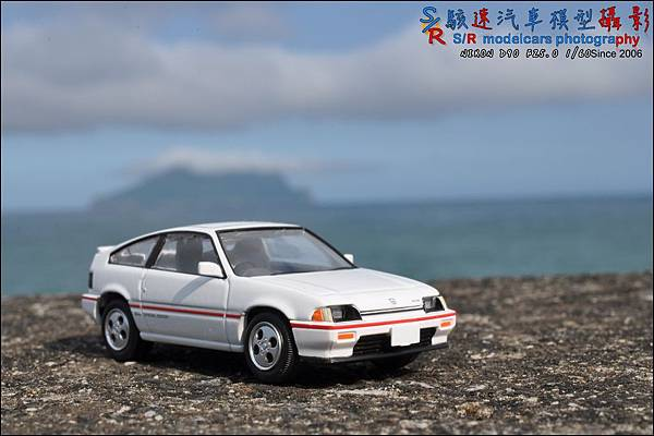 Honda CR-X by Tomica Limited Vintage 001.JPG
