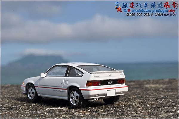 Honda CR-X by Tomica Limited Vintage 002.JPG