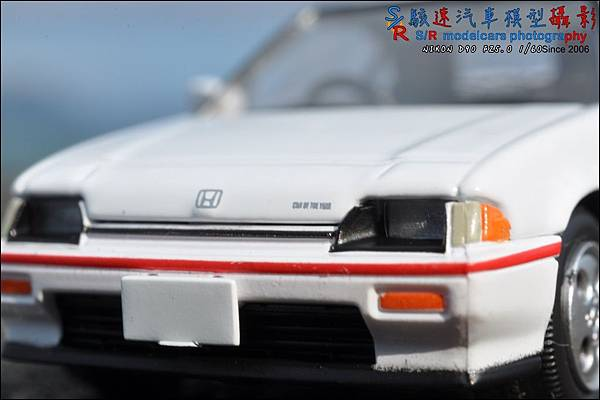 Honda CR-X by Tomica Limited Vintage 005.JPG
