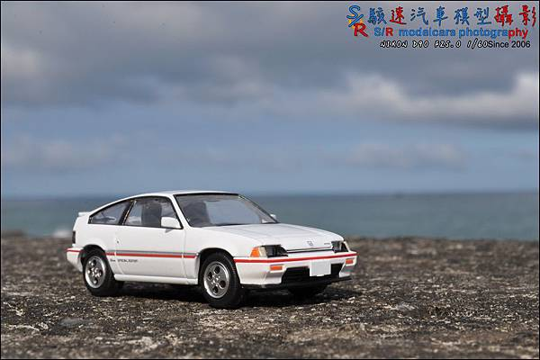 Honda CR-X by Tomica Limited Vintage 017.JPG