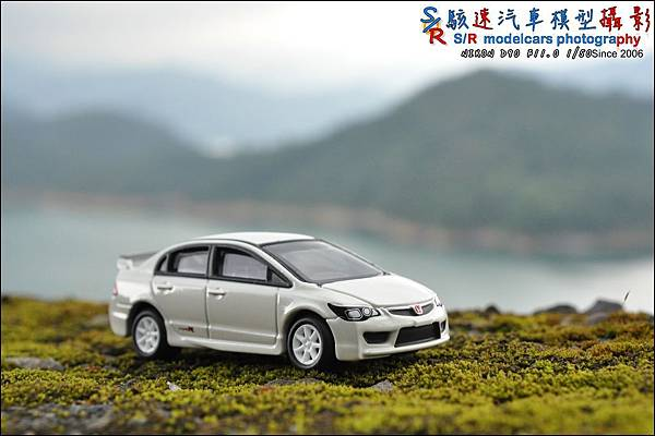 Honda Civic Type R by Tomica Limited 007.JPG