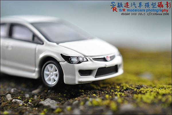 Honda Civic Type R by Tomica Limited 009.JPG