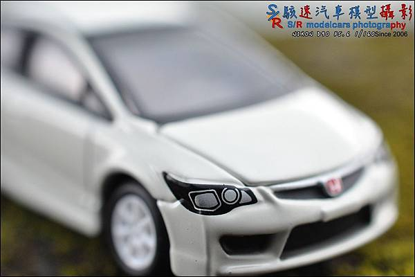 Honda Civic Type R by Tomica Limited 010.JPG