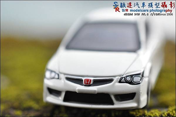 Honda Civic Type R by Tomica Limited 011.JPG