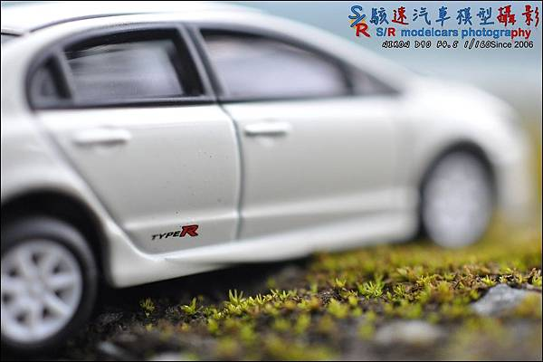 Honda Civic Type R by Tomica Limited 014.JPG