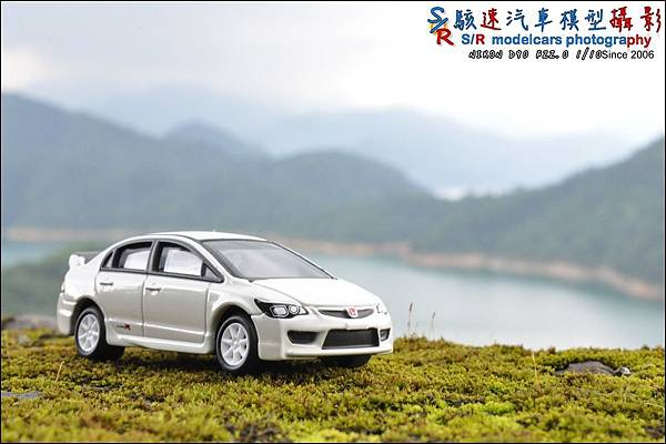 Honda Civic Type R by Tomica Limited 022.JPG