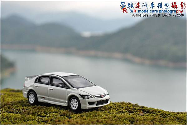 Honda Civic Type R by Tomica Limited 031.JPG