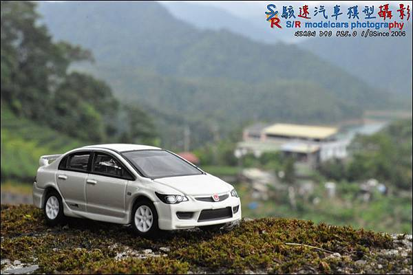 Honda Civic Type R by Tomica Limited 033.JPG