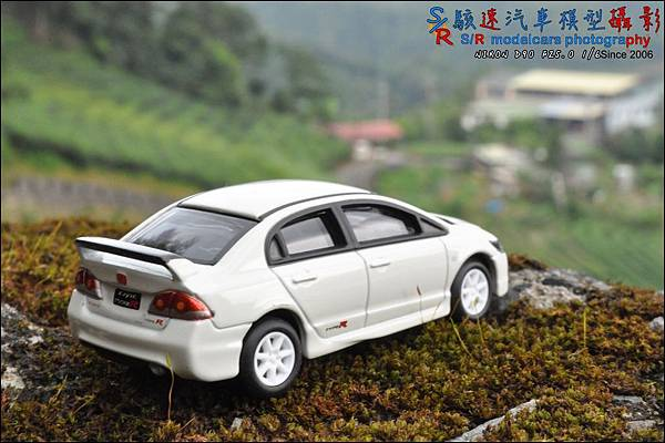 Honda Civic Type R by Tomica Limited 032.JPG