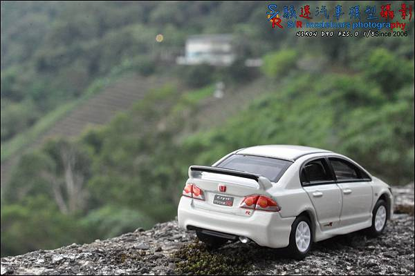Honda Civic Type R by Tomica Limited 037.JPG