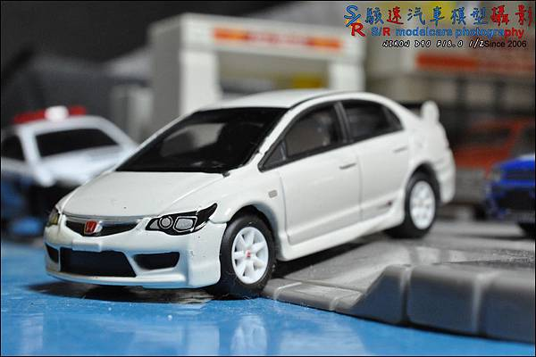 Honda Civic Type R by Tomica Limited 039.JPG