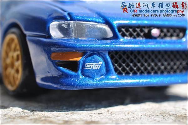 SUBARU IMPREZA 22B by Tomica Premium 006.JPG