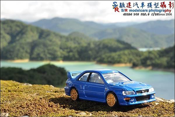 SUBARU IMPREZA 22B by Tomica Premium 051.JPG