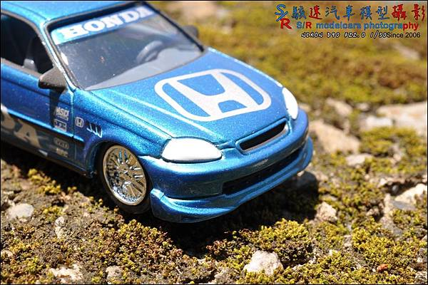 Honda civic EK9 by Johnny Lightning 004.JPG
