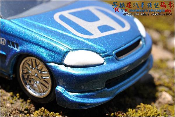 Honda civic EK9 by Johnny Lightning 005.JPG