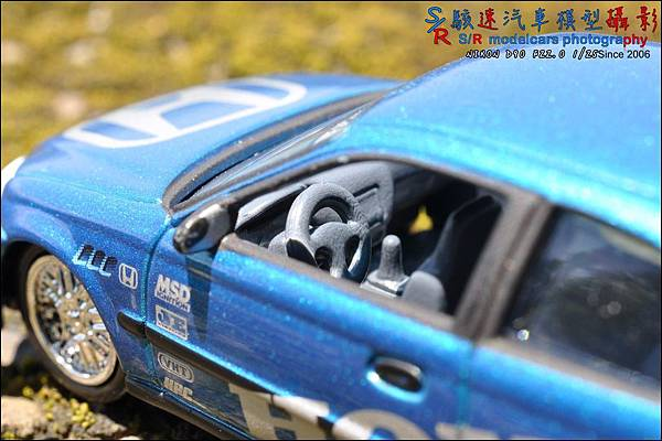 Honda civic EK9 by Johnny Lightning 010.JPG