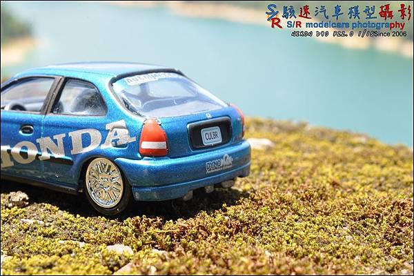 Honda civic EK9 by Johnny Lightning 007.JPG