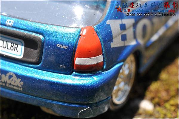 Honda civic EK9 by Johnny Lightning 008.JPG