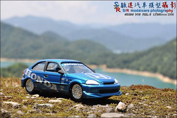 Honda civic EK9 by Johnny Lightning 021.JPG