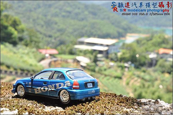 Honda civic EK9 by Johnny Lightning 025.JPG