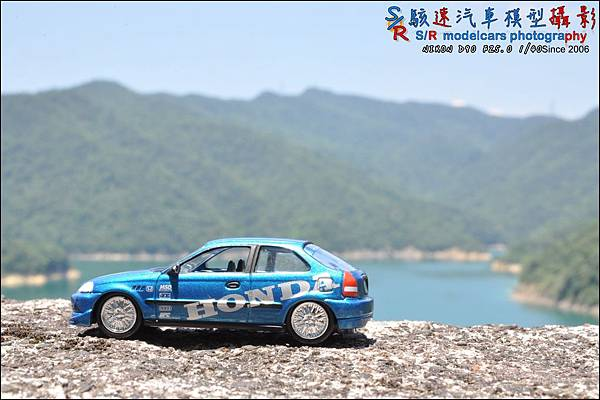 Honda civic EK9 by Johnny Lightning 027.JPG