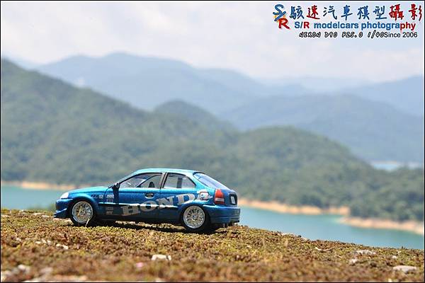 Honda civic EK9 by Johnny Lightning 029.JPG