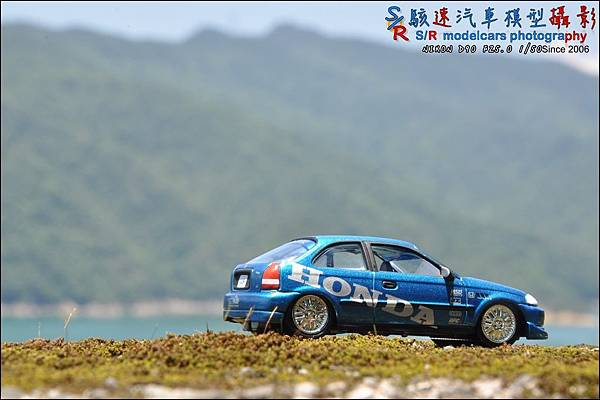 Honda civic EK9 by Johnny Lightning 030.JPG