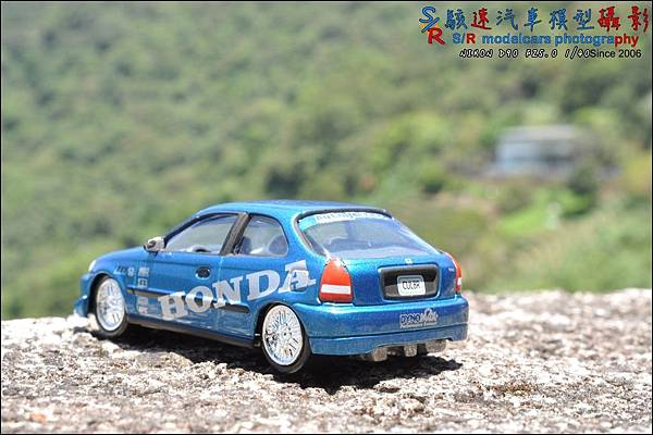 Honda civic EK9 by Johnny Lightning 028.JPG