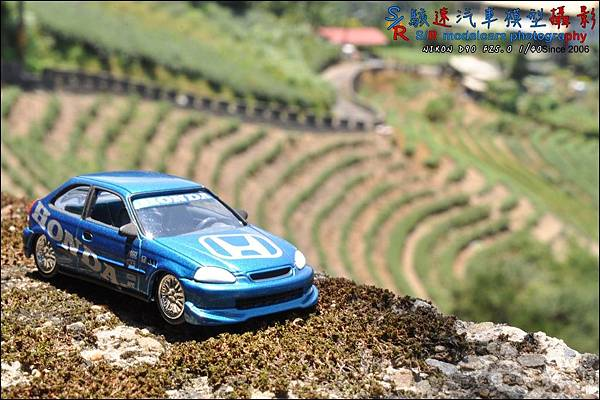 Honda civic EK9 by Johnny Lightning 026.JPG
