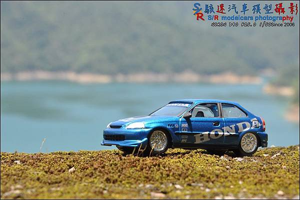 Honda civic EK9 by Johnny Lightning 032.JPG
