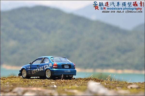 Honda civic EK9 by Johnny Lightning 033.JPG