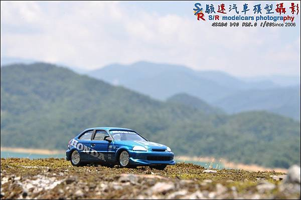 Honda civic EK9 by Johnny Lightning 035.JPG