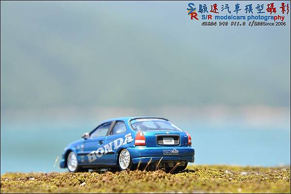 Honda civic EK9 by Johnny Lightning 037.JPG