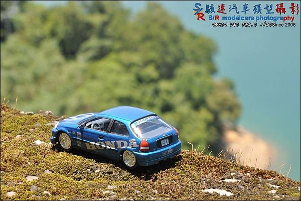 Honda civic EK9 by Johnny Lightning 034.JPG