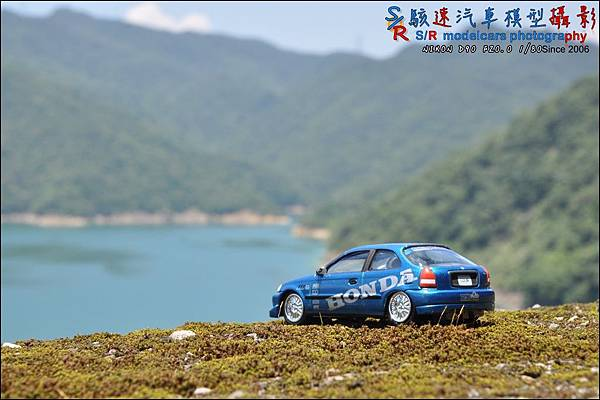 Honda civic EK9 by Johnny Lightning 038.JPG