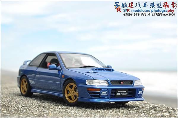 SUBARU IMPREZA WRX STI Type R by Autoart 001.JPG