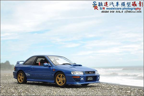 SUBARU IMPREZA WRX STI Type R by Autoart 005.JPG