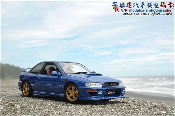 SUBARU IMPREZA WRX STI Type R by Autoart 004.JPG