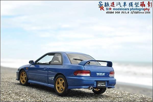 SUBARU IMPREZA WRX STI Type R by Autoart 002.JPG